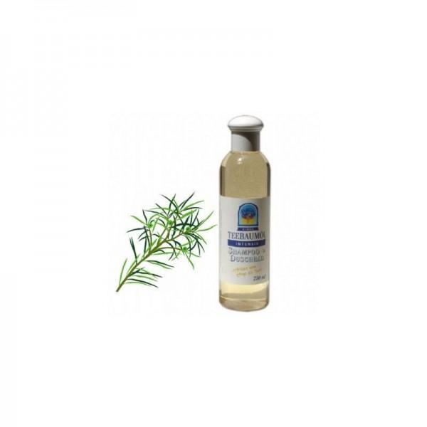 Čajevac - šampon za kosu i tuširanje